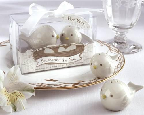 2017 wedding souvenir wedding supplies china elegant gift box salt and pepper favor salt and - Saleros originales ...