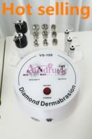 Wholesale 3in1 Diamond Microdermabrasion Dermabrasion Skin Care Rejuvenation Machine NF108 Brand new