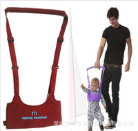 Cheap Vest -style baby learning to walk with a stick with anti- lost child with a toddler learning to run with