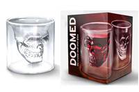 Wholesale New Fashion Personality Skull Crystal Glasses Nightclub Utensils Factory Direct Personal Hobby