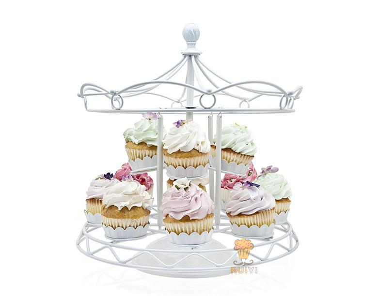 Carousel Cake Stand For Sale
