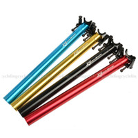 Wholesale ROCKBROS Road Bike MTB Alloy T6 CNC Seatpost Seat Post mm mm Colors