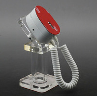 display cell phone - Anti Theft Security Telescopic Cell Mobile Phone Display Holder LJP120