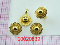 Cheap jewelry sets Best 18k gold plated