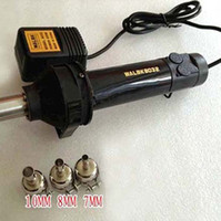 Cheap 220V Portable Hand Held Hot Gun HOT AIR Desoldering Tool Station csy