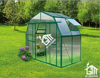 Wholesale Hobby Greenhouse Barn series GM31052 G years warranty