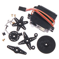 Cheap 2 Packs!SG 5010 TowerPro Torque Coreless Servo for RC Hubschrauber Flugzeug Freeshiping