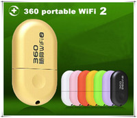 Cheap 360 Wifi Router Portable Chinese brand USB 2.0 Built-in antenna Notebook Mobile Phone MQ1000