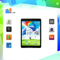 Wholesale Teclast P88s mini Inch Quad Core Tablet PC IPS Screen A31s ARM Cortex A7 GHz tablets GB tablet pc DHL free