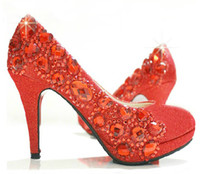 Cheap wedding shoes Best crystal shoes