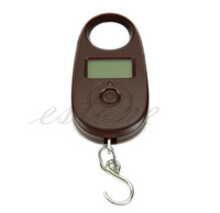 Cheap 25kg 5g Portable Mini Digital Luggage Weight Hanging Fishing Weighing Scale
