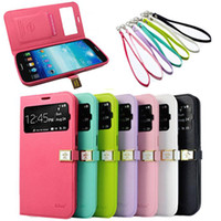 Cheap New Ailun Slim Magnetic Flip Leather Cover Case For Samsung Galaxy Mega 6.3 I9200