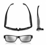 Wholesale 720P Glasses Camera Eyewear Hidden Spy Camera Support GB TF Card Kakacola New Arrival