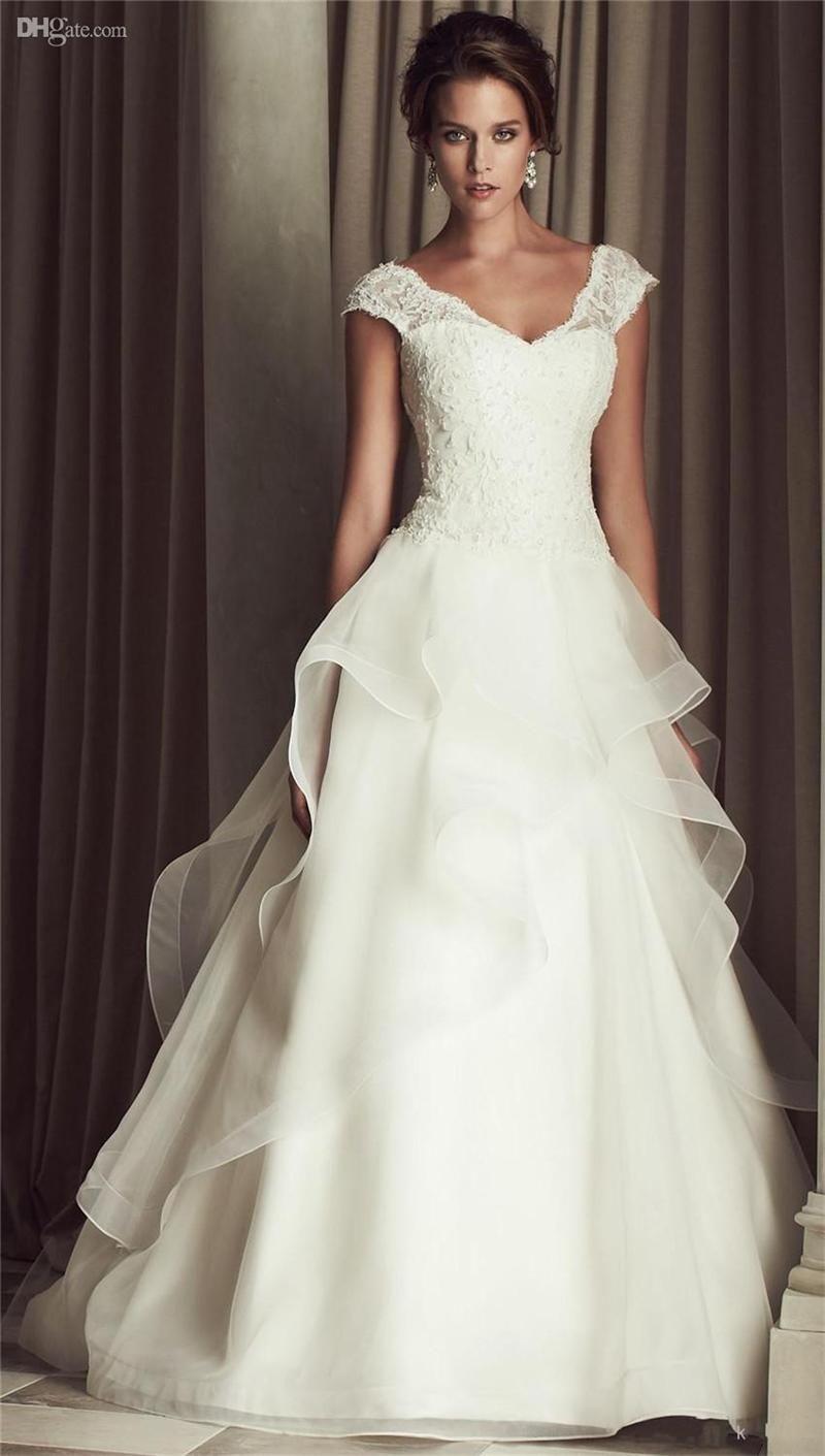 Discount Paloma Blanca Wedding Dresses