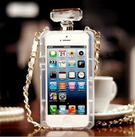 iphone 5s - mobile phone cases perfume bottle case For samsung galaxy s5 i9600 s4 i9500 S3 note note Covers For iphone S S