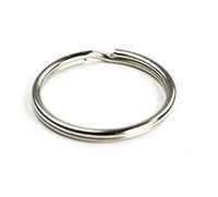 Wholesale New MM Split Key Chain Ring Connector Keychain