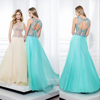 Cheap backless Best pageant dress