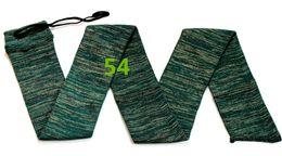 """Gun sock 54"""" Camo Green Camouflage Shotgun~Rifle Gun Sock ~ Case~Bag~Safe~Sleeve"""
