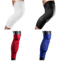 Cheap Hot!!Basketball Knee Protector kneelet kneecap Knee pads kneecap Basketball Leg Knee Long Sleeve Protect