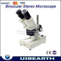 Wholesale 40x Binocular Stereo Microscope TX B Top Light magnifier