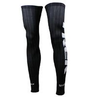 Wholesale Cycling jersey leg warmers sunscreen protection Breathable Cycling Protective Gear leg sleeve Outdoor riding Sports Cycling leg warmers