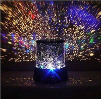 Wholesale Amazing Star Master LED Sky Cosmos Space Projector Kids Bed Night Light Mood Lamp Gift