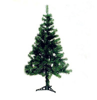 Wholesale 1 meters Removable convenient plastic feet luxury encryption Christmas decoration tree Easy to clean Artificial christmas tree