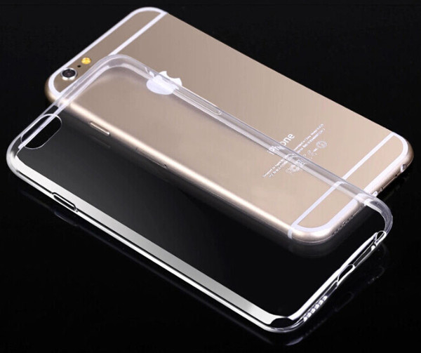 For iphone x max xr high quanlity 1 2mm thickne tran parent clear oft tpu rubber ca e cry tal back cover for iphone 6 7 8 plu 5 e