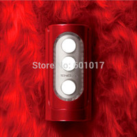 Wholesale Tenga Flip Hole Red Male Masturbatotion Cup Sex toys for men