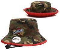 golf bucket hat - Camo Bucket Hat Brand Sports Team Barrel Caps Football Hats Fashion Basketball Fishermen Hats Discount Fishing Hats Sports Caps for Sale YD
