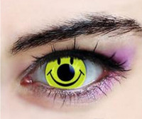 Wholesale Crazy contact lenses MOQ pair piece Mixed Color tone Top Sale contact lens make your eyes more CRAZY fashion