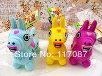 Wholesale Lanyards Original Package cm Small Horse Squishy Cell Phone Strap Charm Squishies Buns Cute Rare Kawaii