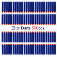 nerf guns - New hot Nerf N strike Elite Rampage Retaliator Series Blasters Refill Clip Darts electric toy gun soft nerf bullet