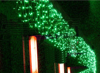 fair white - M x M LED Pink Outdoor Black Curtain Light Party Christmas tree Decoration String Fair Wedding Festival
