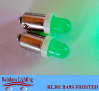 Wholesale RL301 V BA9S frost lights T8 auto led H6W replacement bulbs machine working bulbs