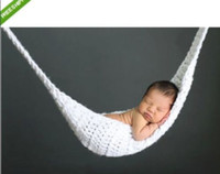 Wholesale NEW NEW Newborn Baby Hammock Cocoon Photography Photo Prop Handmade Hammock Cocoon Photography Photo Prop Handmade