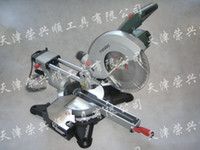 Wholesale Limited Time Special metabo Metabo KGS254M push the see saw miter saw inch aluminum cutting machine