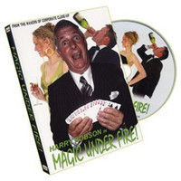 Wholesale Harry Robson Magic Under Fire magic trick send by email