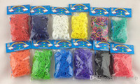 Cheap Hair Rubber Bands rubber band bracelets Best colourful Chirstmas rubber band tracy