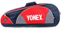 brand tennis bag - Red YO NEX brand sling woman case pc Sport racket tote pat gym shoulder bag Badminton duffel bag