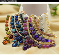 Wholesale star of big shop sign necklace jewelry Korea han edition