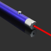 Cheap Wholesale-1PC New Mini Blue Durable Ultra Powerful Red Laser Pen Pointer Beam Light 5mw 650nm Presentation, Free & Drop Shipping