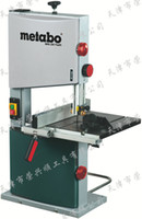 Wholesale Germany imported metabo Metabo bandsaw BAS SWIFT woodworking band saw cutting machine
