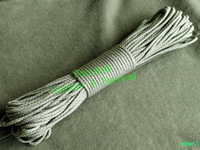 Wholesale Paracord lb Strand FT100 feet Meter Outdoor Survival Camouflage Paracord for Camping pc