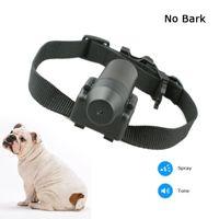 anti bark spray - dog collar spray stop barking citronella spray no bark auto anti bark collar for excessive barking