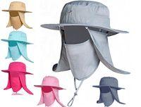 Wholesale 2014 CHAOTA outdoor sun caps quick drying bucket hat cap ride sun shading anti uv protection sports cap riding hiking Fishing sport cap