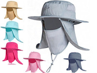 Wholesale 2015 CHAOTA outdoor sun caps quick drying bucket hat cap ride sun shading anti uv protection sports cap riding hiking Fishing sport cap
