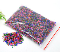 Cheap 100Gram Mixed Glass Seed Bead 10 0 Jewelry Making 2x2mm.Wholesale