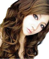 Wholesale wigTimes Sexy Women s Long Curly Wig lace front wig