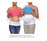 bella band size - New Fashion Seamless Maternity Elastic Bella Band belly band